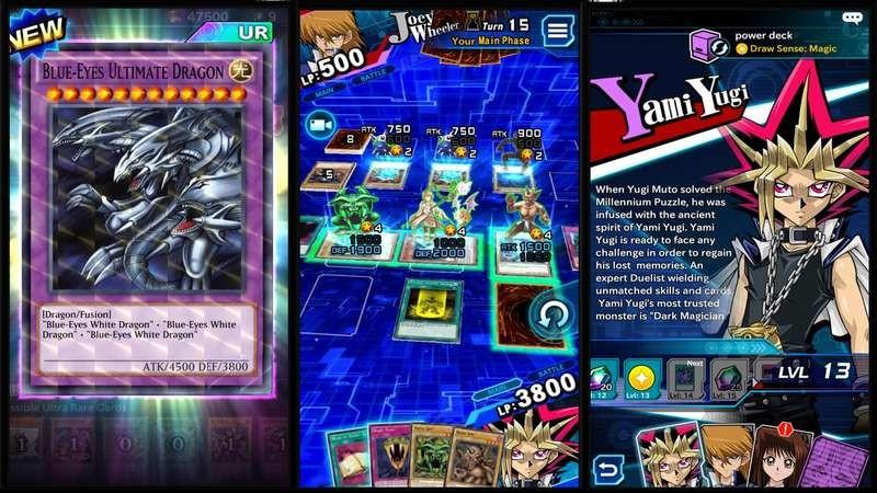 Tìm hiểu về game Yugioh 3D